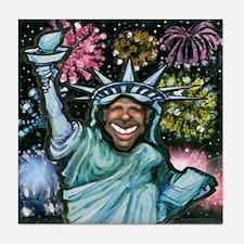 Cool Presidential inauguration 2009 Tile Coaster
