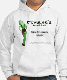 Cthulhu's Bar and Grill Hoodie