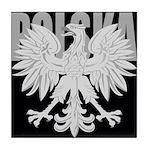 Polska Eagle Tile Coaster