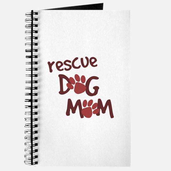 Rescue Dog Mom Journal