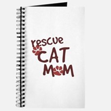 Rescue Cat Mom Journal
