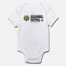 Squirrel Patrol Infant Bodysuit