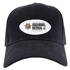 Squirrel Patrol Baseball Hat