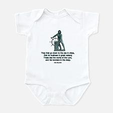 Man at the Wheel Infant Bodysuit