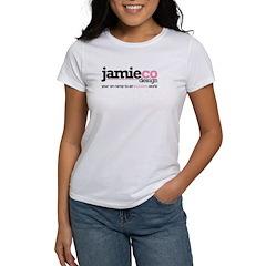 JamieCo Design Logo Women's T-Shirt