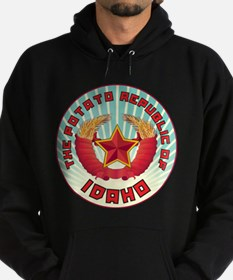 Potato Republic of Idaho Hoodie (dark)