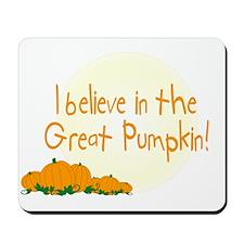 Great Pumpkin Mousepad