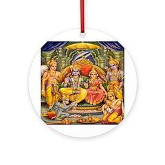 Lakshmana Ornament (Round)