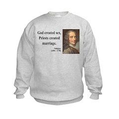 Voltaire 16 Sweatshirt