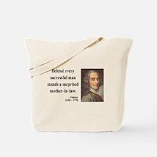 Voltaire 17 Tote Bag