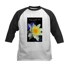 Free Your Chi Water Lily Tee