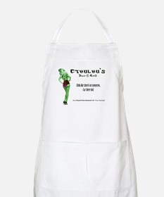 Cthulhu's Bar and Grill BBQ Apron