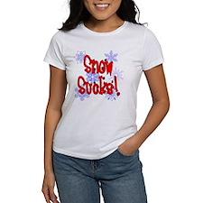 Snow Sucks! /red Tee