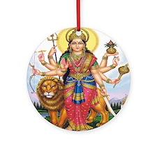Bhagwati Ornament (Round)