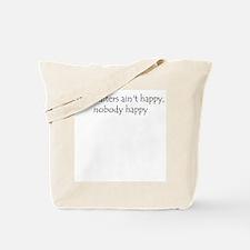 Happy alters Tote Bag