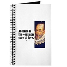 "Cervantes ""Absence"" Journal"
