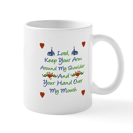 Lord Help Me Mug