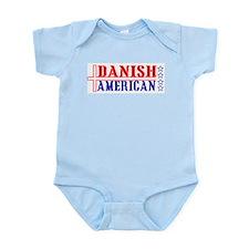 Danish American Infant Creeper