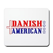 Danish American Mousepad