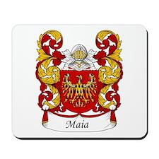 Maia Family Crest Mousepad