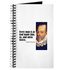 "Cervantes ""Every Man"" Journal"