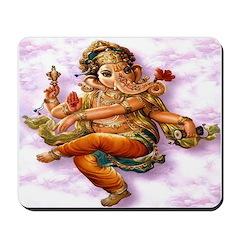 Ganesh Dancing Mousepad