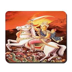Jhansi Rebel Queen Mousepad