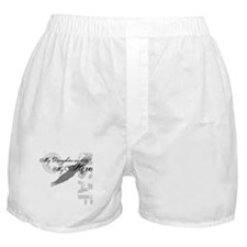 My Daughter-in-law My Hero USAF Boxer Shorts