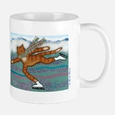 SKATE CAT Mug