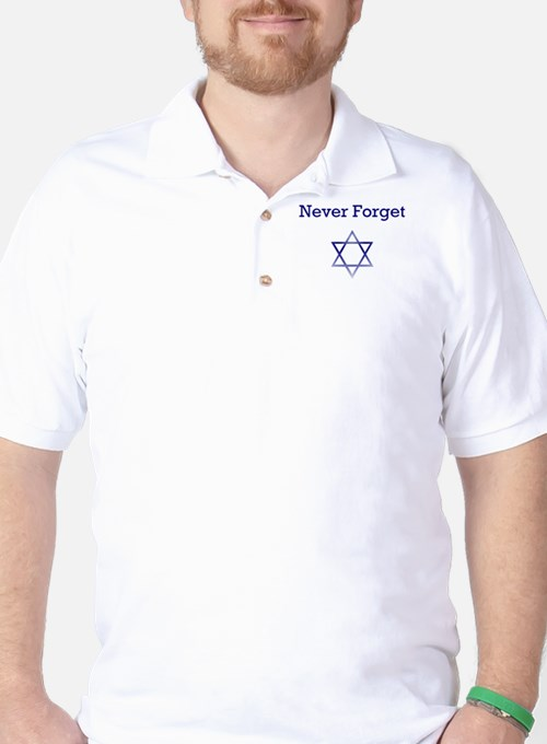 Holocaust Remembrance Star of David T-Shirt