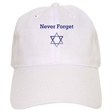 Holocaust Remembrance Star of David Baseball Cap