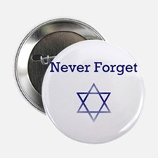 "Holocaust Remembrance Star of David 2.25"" Button ("