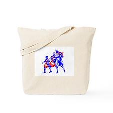 colonial colorguard Tote Bag