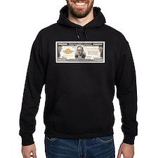 $100,000 Bill Hoodie