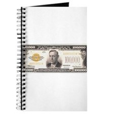 $100,000 Bill Journal