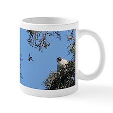 C-207 Clara & Her Hummingbird Mug