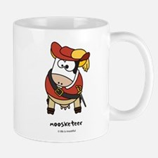 Moosketeer Mug