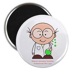"""Medical Scientist 2.25"""" Magnet (10 pack)"""