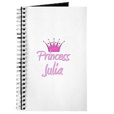 Princess Julia Journal