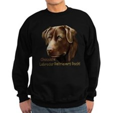 Chocolate Labs Rock Jumper Sweater