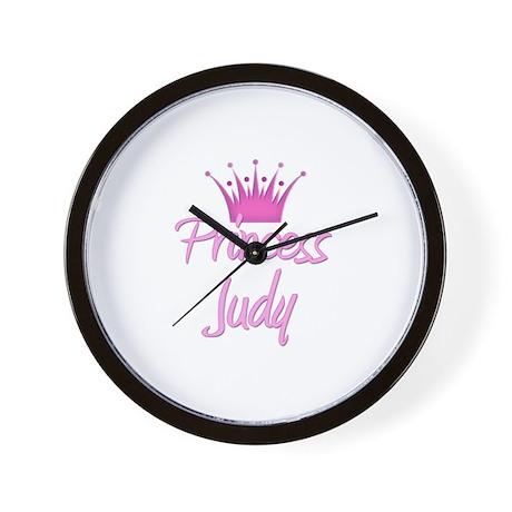Princess Judy Wall Clock