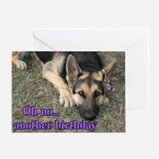 Shepherd Another Birthday Greeting Card