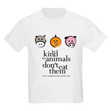 Kids T-Shirt (Orange Chick)
