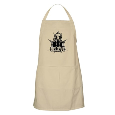 Bigfoot BBQ Apron