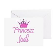 Princess Judi Greeting Card