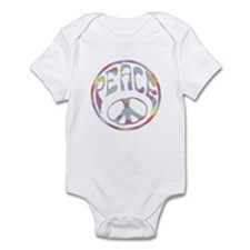 Peace Stamp II Infant Bodysuit