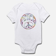 Peace Stamp II Infant Bodysuit