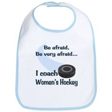 I Coach Women's Hockey Bib