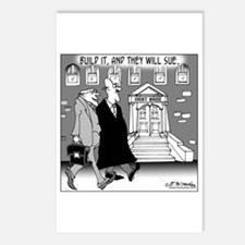 Build It & They'll Sue Postcards (Package of 8)