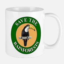 Save Rainforests Mug